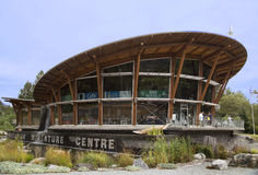 Squamish Adventure Centre Royalty Free Stock Images