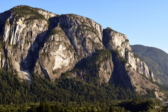 Squamish-Britisch-Columbia Kanada Lizenzfreies Stockbild