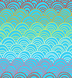 squamous textur Arkivbilder