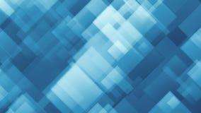 Squandal //4k 60fps błękitnych błękitnych abstrakcjonistycznych tras tła wideo pętla ilustracji
