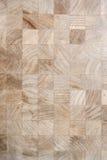 Squar Holz Textute stockfoto