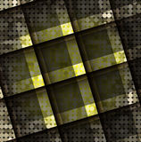 Square absract geometrical abstract background Stock Photo