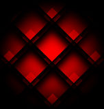 Square absract geometrical abstract background.  vector illustration