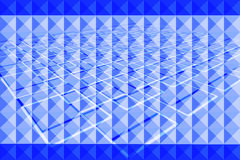 Square abstract background Stock Images