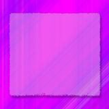 Square Abstract magenta background Royalty Free Stock Image