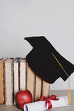 Square academic hat Royalty Free Stock Photography