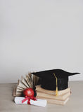 Square academic hat Stock Photo