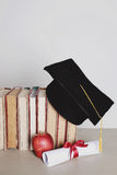 Square academic hat Royalty Free Stock Image