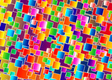 Square Background Stock Image