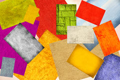 Square background Royalty Free Stock Image