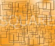 Square background. Many square Vector Illustration