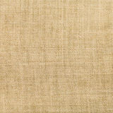 Square background from brown linen fabric Stock Photo