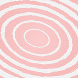 Square background with circles painted rough brush. Grunge. Abstract. Pink, white Stock Images