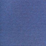 Square background from corrugated dark blue paper Stock Photo