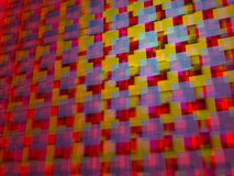 Square Background. 3d rendered abstract square background Stock Images