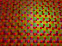 Square Background. 3d rendered abstract square background Stock Photo