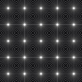Square background with lines. Vector illustration. Stock Image