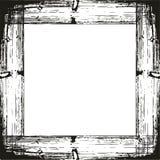Square black frame Stock Images