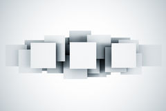Square blank background Stock Photo