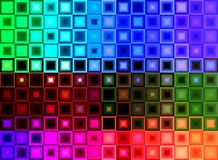 Square Block Background royalty free stock image