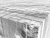 Square blocks Royalty Free Stock Image