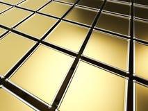 Square blocks background Stock Image