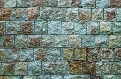 Square blocks stone texture background Stock Photography