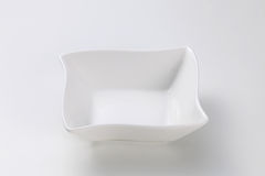 Square bowl Stock Photography
