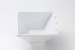 Square bowl Stock Photos