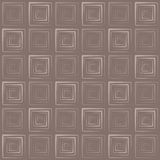 Square boxes Geometrical Pattern Stock Image