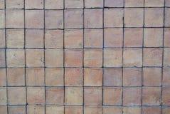 Square brick texture stock images