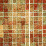 Square Brick Tile Stock Image