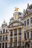 Square in Brussels Belgium Stock Image