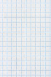 Square checkered paper background Stock Images