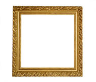 Square classic frame stock photography