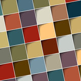 Square color background Royalty Free Stock Photos