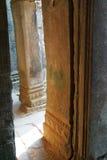 Square columns and lintels Royalty Free Stock Photos
