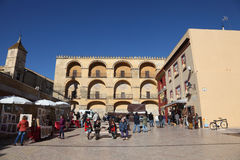 Square in Cordoba, Spain Royalty Free Stock Images