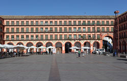 Square in Cordoba, Spain Royalty Free Stock Photo