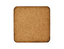 Square Cork Board Royalty Free Stock Photos
