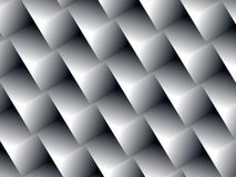 Square cross pattern Royalty Free Stock Photography