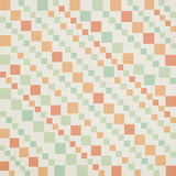 Square diagonal pattern on paper texture Royalty Free Stock Photography