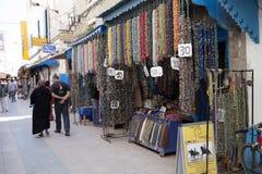 Square entrance to the medina,  Essauria, Morocco Stock Photography