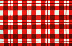Square fabric texture Royalty Free Stock Images