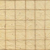 Square fibre paper collage texture Royalty Free Stock Photos