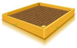 Square-Foot Gardening Stock Photos