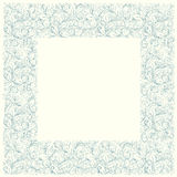 Square frame Stock Images