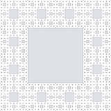 Square frame background. Stock Photos