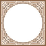 Square Frame Vintage Royalty Free Stock Images