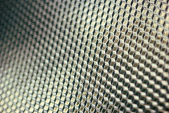 Square glass texture Royalty Free Stock Photography